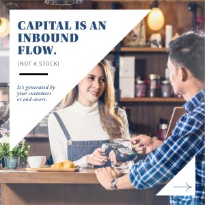 Capital Is An Inbound Flow