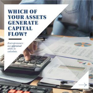 Which of your assets generate capital?