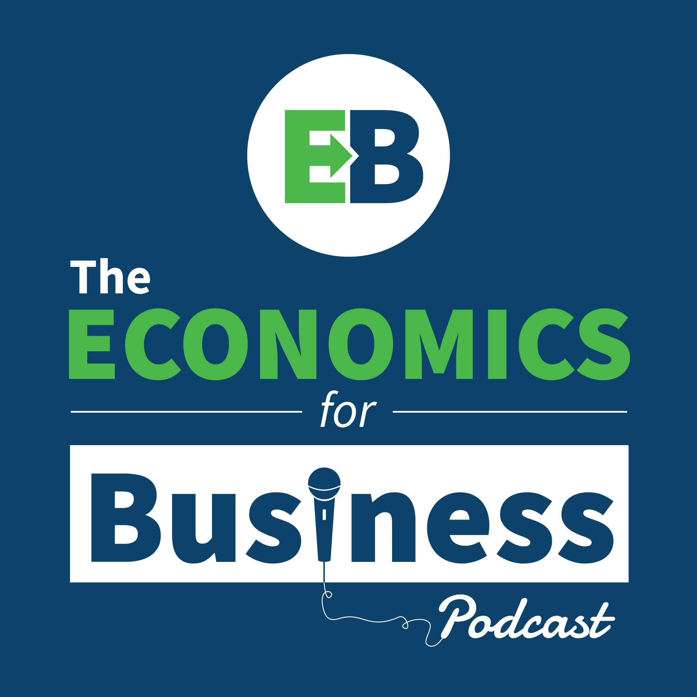 Economics for Business Podcast Logo